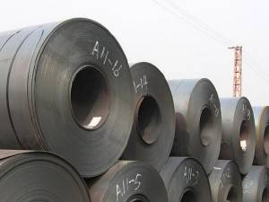 hot rolled Zinc Coated Steel Coils Galvanized steel coil