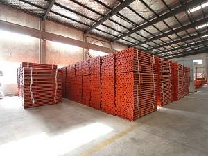 Light Duty Spain/Italy Type Q235 Material Adjustable Scaffolding Steel Prop for Construction