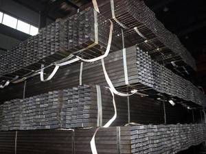 High Quality Mild Square Steel Pipe Pris