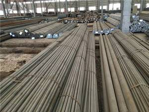 PSB500/ 830/ 1080 Steel rebar, deformed steel bar, iron rods for construction
