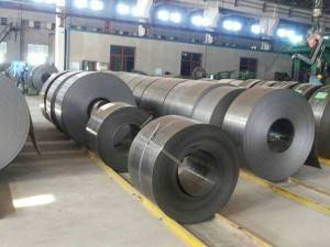 steel coil stock holder supplier providing A36 8mm Hot Rolled Coil Steel separating into small hr coil