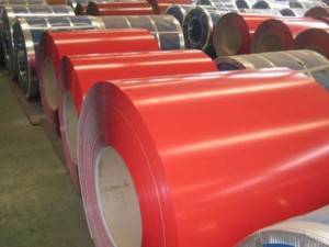 COLOUR COATED/PPGI COIL