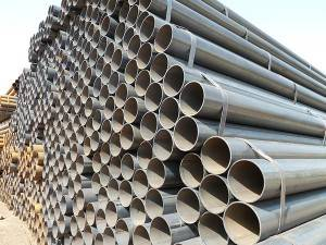 Carbon Steel Grade Q235 Ms Pipe Size