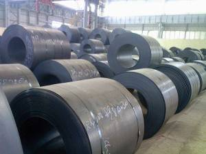 China suppliers supply high quality hot rolled corten steel sheets coil