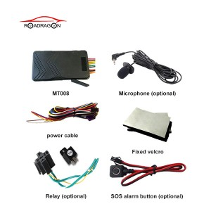 Best OEM SIM Card Real Time Programmable Vehicle 3G GPS Tracking