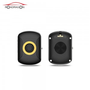 Mini 4G waterproof personal GPS tracker with SOS button TK-804