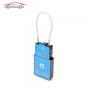 Intelligent electronic container GPS tracker padlock GLL-150