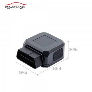 2G/4G  smart Plug And Play Obd Tracker device G-M200