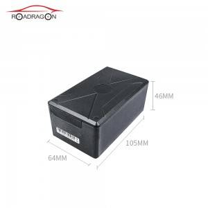 4G Temperature and humidity sensor GPS tracker device with monitoring system LTS-60TH 4G