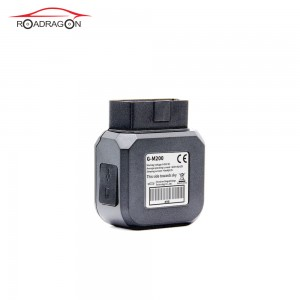 2G/4G  Obd2 oil and mileage GPS Tracker device G-M200