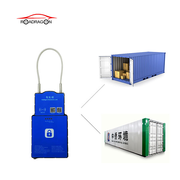 2019 Newest 3G/4G real time monitoring padlocks Featured Image