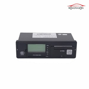 GPS digital tachograph for vehicle G-V303