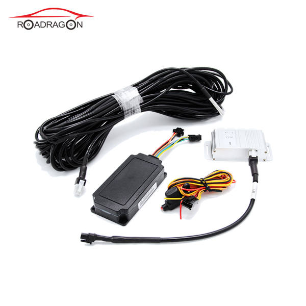 4G Four-way temperature sensor refrigerator truck GPS tracker G-V202 Featured Image