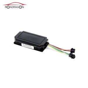 4G Four-way temperature sensor refrigerator truck GPS tracker G-V202
