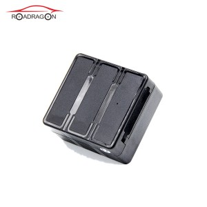 4G Rechargable 100 days standby container trailer GPS tracker LTS-100DS