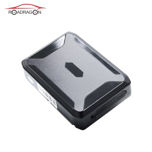 Rechargable 100 days standby truck trailer GPS tracker LTS-100DS
