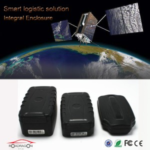 Roadragon LTS-4Y(3G) gps wcdma personal container vehicle car tracker 3g free app web platform