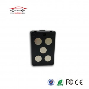Excellent quality Easy To Install Built In Magnetic Remote Control Long Battery Vehicle Gps For Car Tracker
