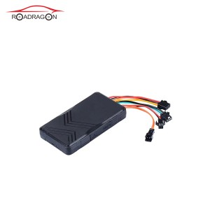2G/3G/4G Real-time SOS cut off oli voice vehicle GPS tracker MT008