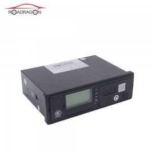 2G/4G multimedia government standard vehicle traveling data speed recorder limiter G-V305