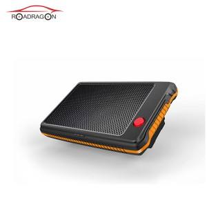 2G/4G waterproof solar GPS tracker 30 days rechargable LLS-100T