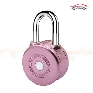 Bluetooth Control APP security bicycle long standby logistic Moss code lock