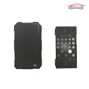 ODM Supplier No Need To Recharge Solar Powered Gps Tracker K05
