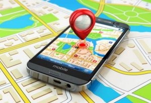 How to track the user when the mobile phone GPS is off