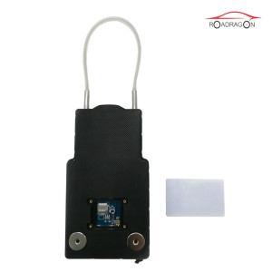3G GPS Padlock for Containers with Real time location tracking and Padlock Status Report GLL-150