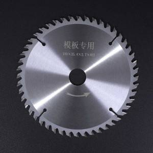 TCT BLADE FOR CONSTRUCTION WOOD CUTTING