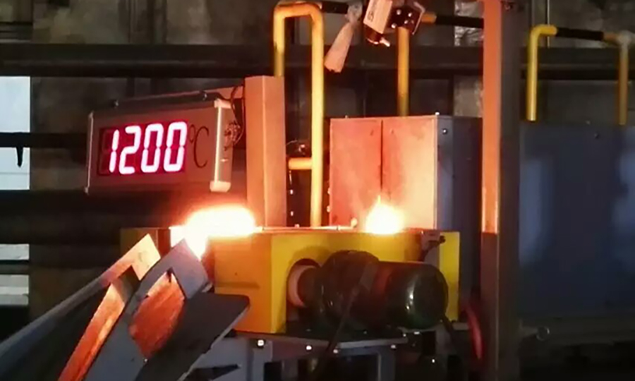 Good Wholesale Vendors Billet Induction Heating Furnace -  – Rongtai