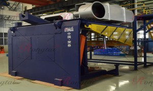 Induction Steel Shell Melting Furnace