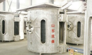 Induction yanyunguduka Furnace Aluminum Shell utsotso Furnace