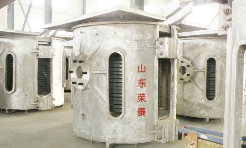 2017 wholesale price Small Smelting Furnace - Induction Melting Furnace  Aluminium Shell Melting Furnace – Rongtai