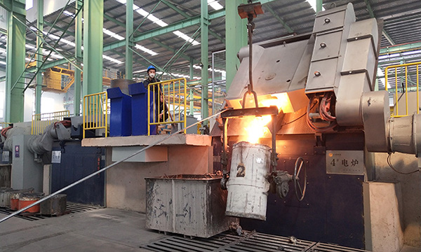 OEM Supply Steel Induction Heating Furnace - Induction Melting Furnace – Rongtai