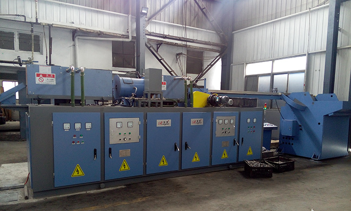 8 Year Exporter Medium Induction Furnace -  – Rongtai