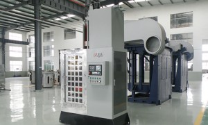Factory Free sample Eaf Electric Induction Melting Furnace - Induction Quenching Machine – Rongtai
