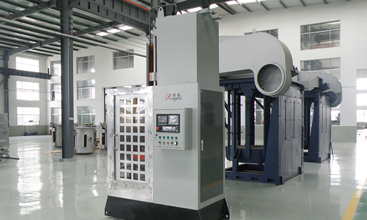 Cheapest Factory Steel Scrap Melting Furnace - Induction Quenching Machine – Rongtai Featured Image