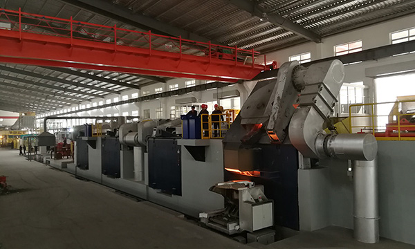 Reliable Supplier Continuous Aluminum Melting Furnace - Induction Melting Furnace – Rongtai