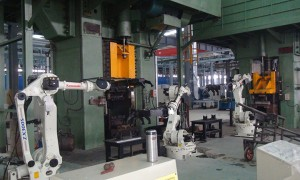 Forging&Casting Automation