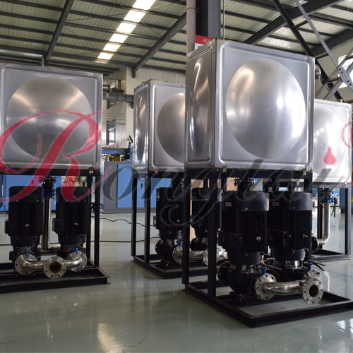 OEM Supply Closed Water Cooling System - Closed Water Cooling System – Rongtai detail pictures