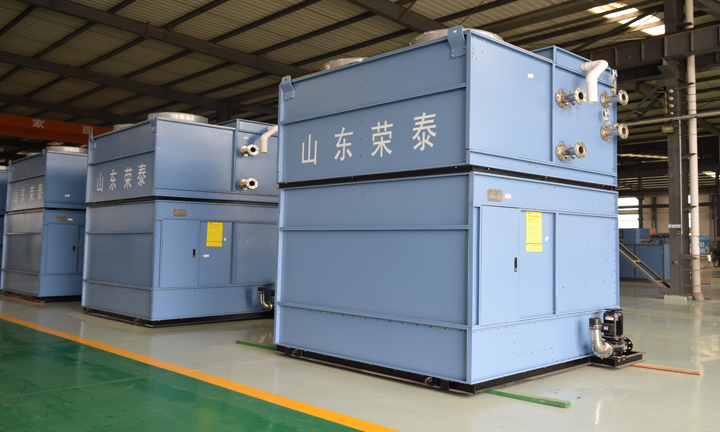 New Fashion Design for Medium Frequency Steel Shell Furnace - Closed Water Cooling System – Rongtai