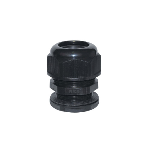Plastic cable gland NPT type