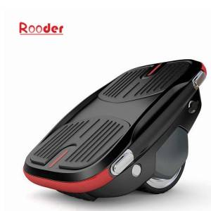 Rooder self balancing smart wheel hovershoes with LED lights