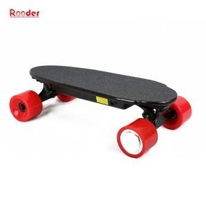 mini 4 wheel electric skateboard r800n with 24v lithium battery 3kgs only wholesale price