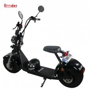 China Harley citycoco scooter with EEC & COC approval
