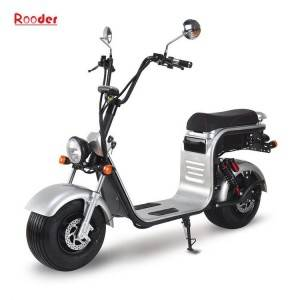 harley electric scooter with big wheel fat tire