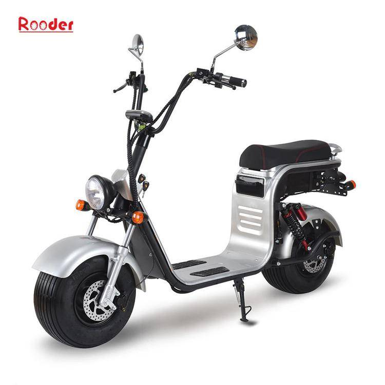 harley electric scooter with big wheel fat tire Featured Image