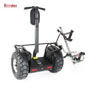 electric scooter 2000w w7 with 19 inch off road tires golf bag holder for golf cart golf course club