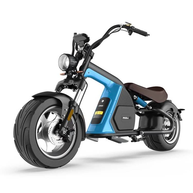 Elektroroller Harley Scooter Citycoco Elektroscooter COC EEC ROODER Featured Image